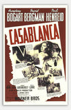 "Casablanca - 11"" x 17""  Movie Poster"