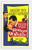"Roman Holiday - 11"" x 17""  Movie Poster"