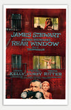 "Rear Window - 11"" x 17""  Movie Poster"