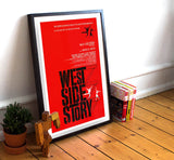 "West Side Story - 11"" x 17""  Movie Poster"