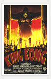 "King Kong - 11"" x 17""  Movie Poster"