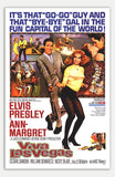 "Viva Las Vegas - 11"" x 17""  Movie Poster"