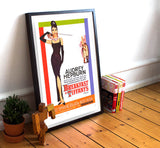 "Breakfast At Tiffany's - 11"" x 17""  Movie Poster"
