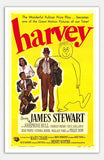 "Harvey - 11"" x 17""  Movie Poster"