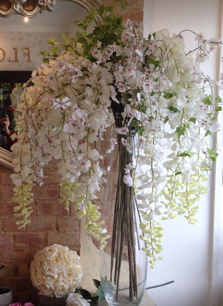 Silk Shower Arrangement