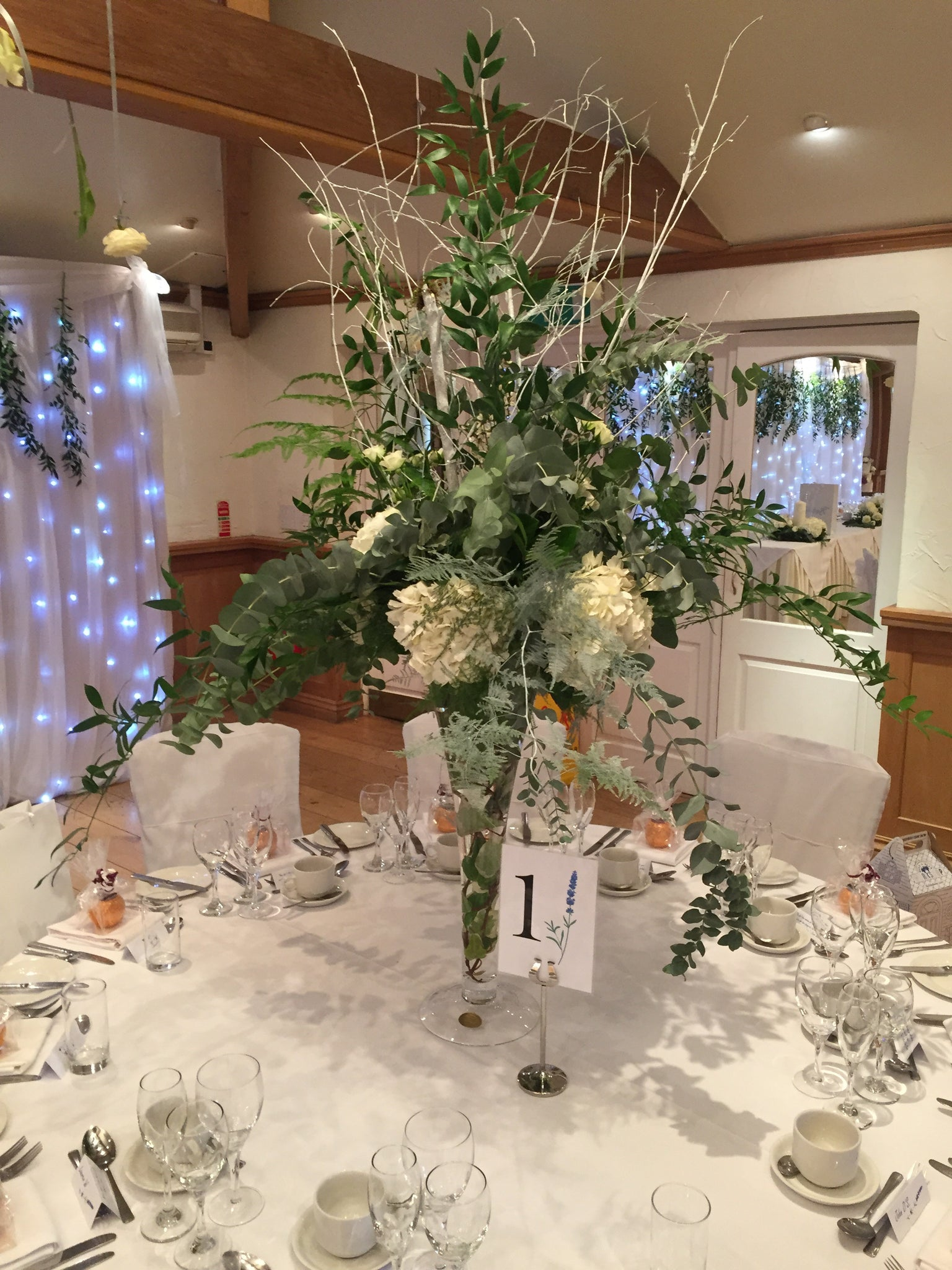 57. Table Arrangement