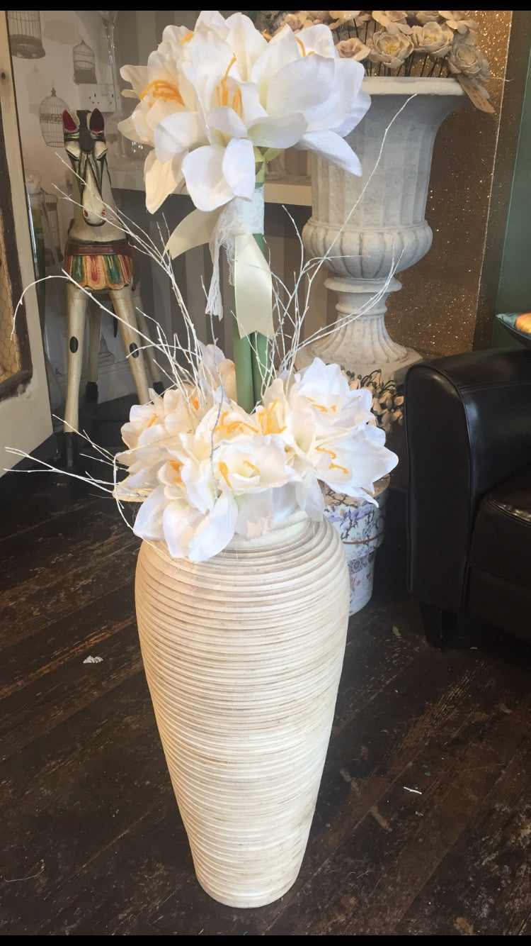 Tall Silk Arrangement