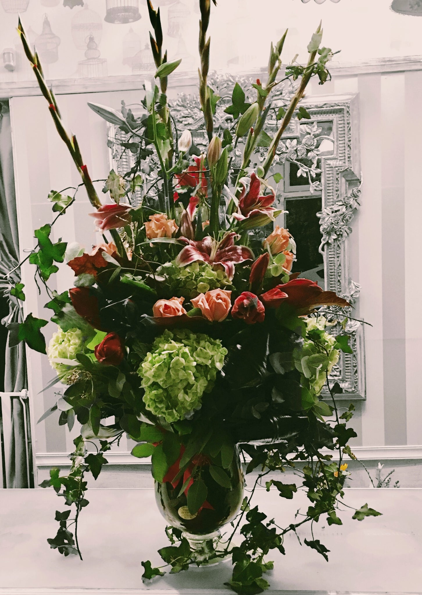 37. Autumn Arrangement