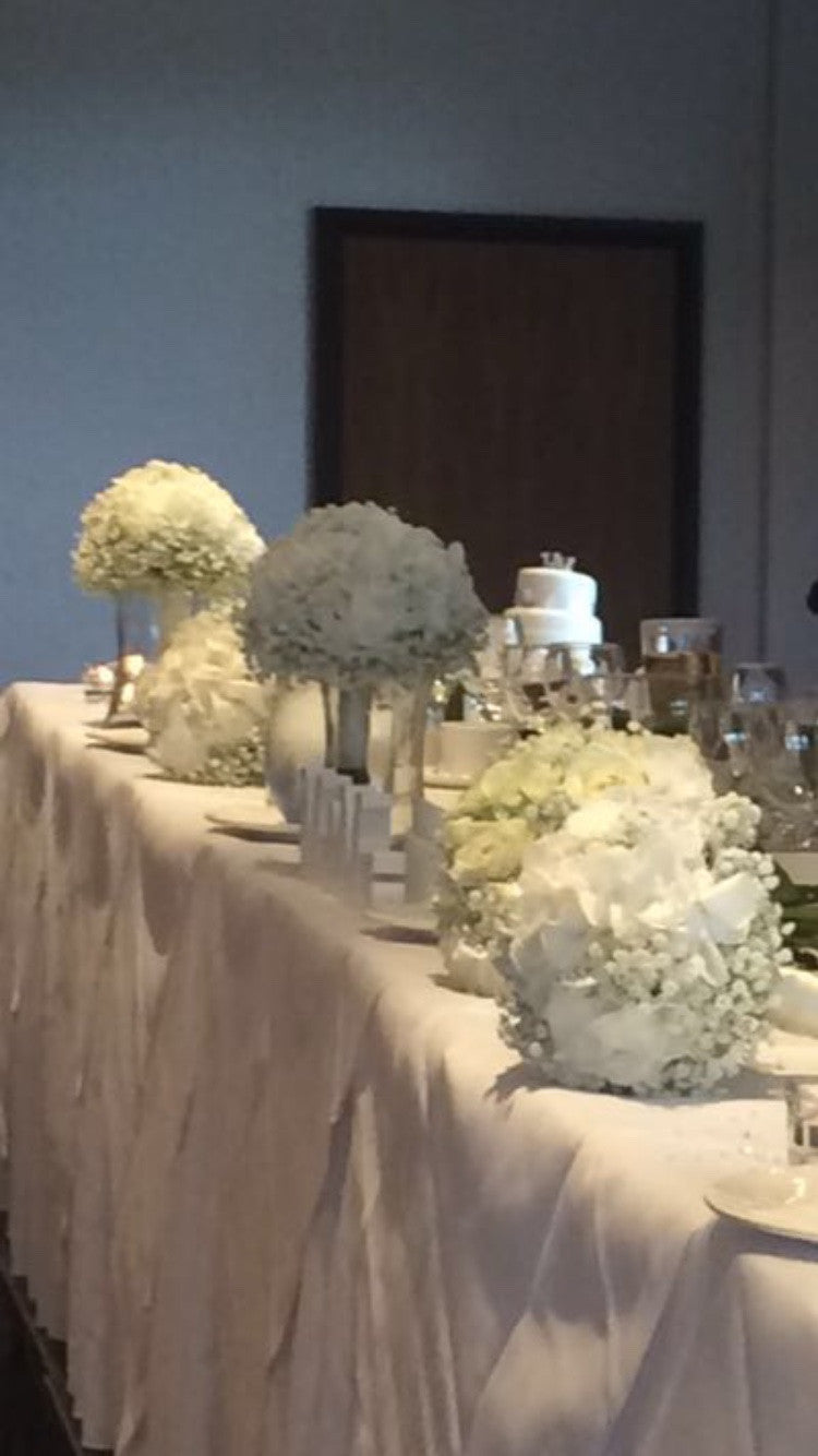 Top table fairy arrangement