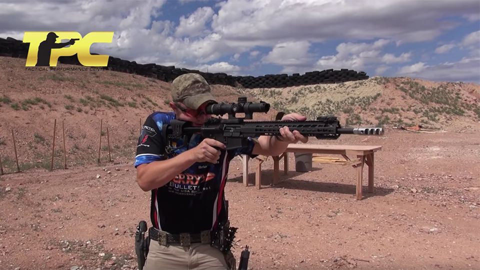[VIDEO] Sling Manipulation for 3 Gun Shooting