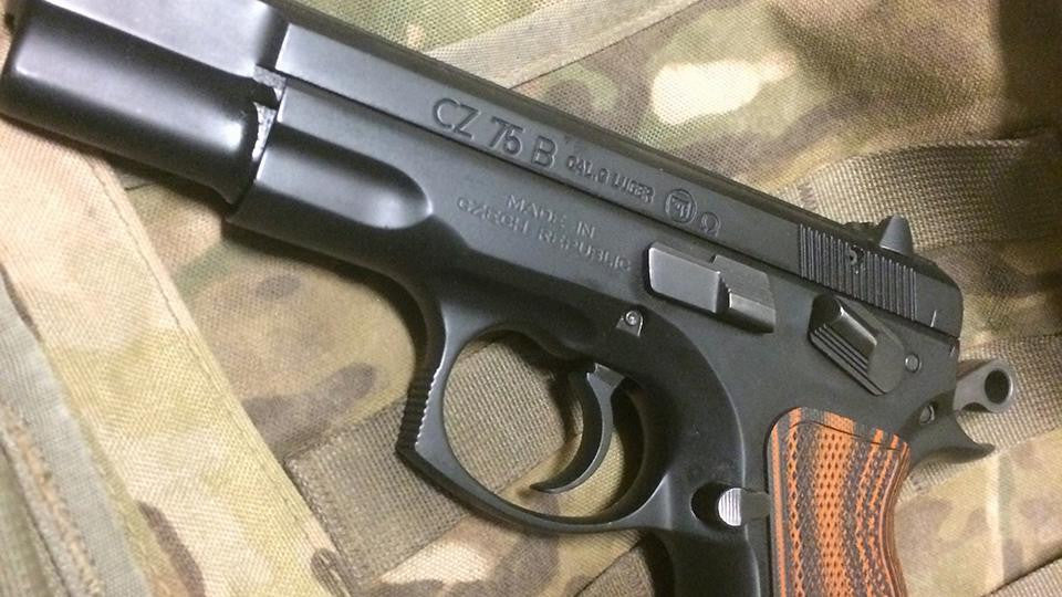 CZ 75B Omega Review