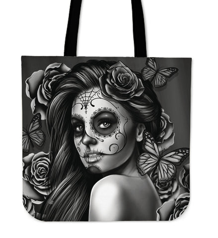 Calavera Collection Tote Bags
