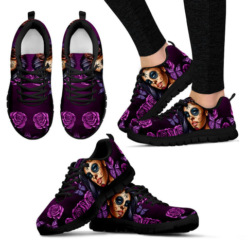 Calavera Collection Women's Sneakers