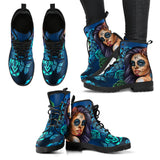 Calavera Collection Women's Leather Boots