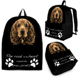 Cocker Spaniel Premium Backpack