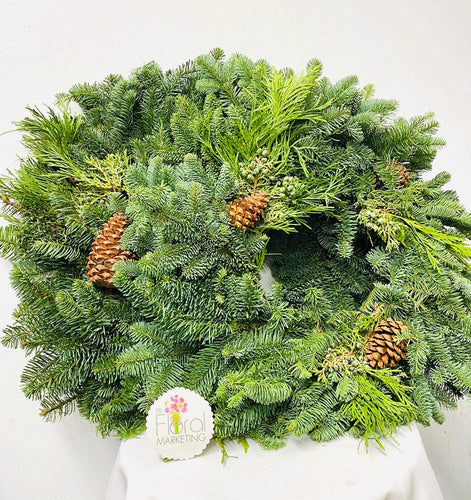 New 2019 Christmas Wreaths