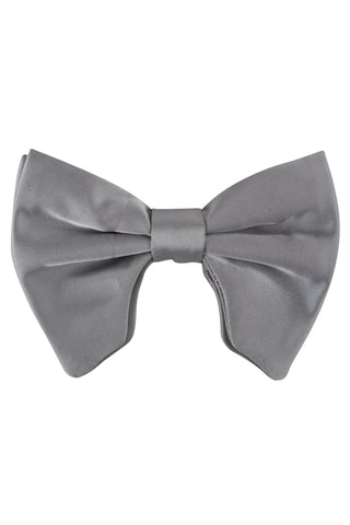 Project 6 Avant Garde Oversized Bowtie - Charcoal