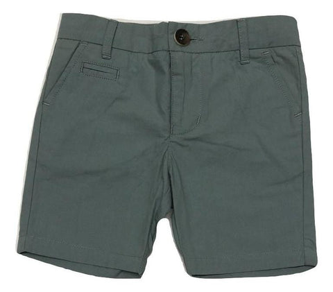 Soho Boys Shorts - Dusty Green