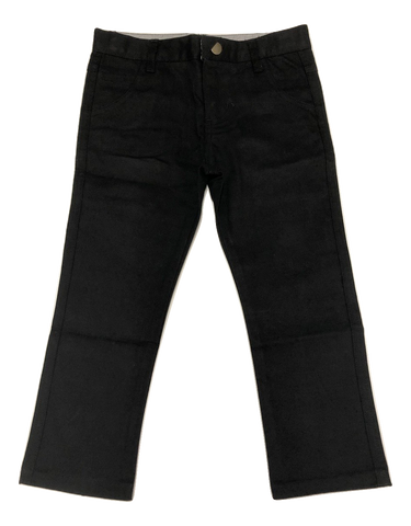 Crew Boys Chinos - Black
