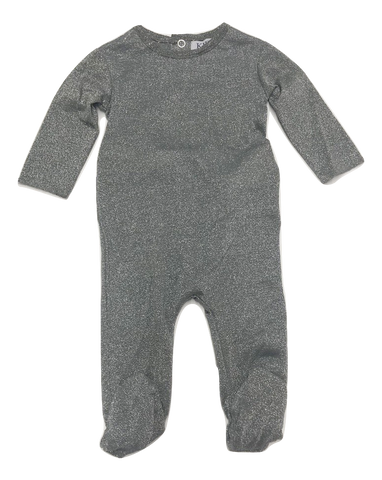 Kipp Sparkly Bodysuit - Grey