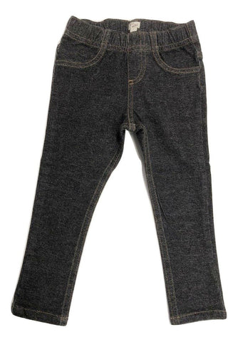 bf7d393ef Petit Clair Toddler Jeggings - Black Denim