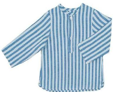 Alisette by B Striped Boys Shirt