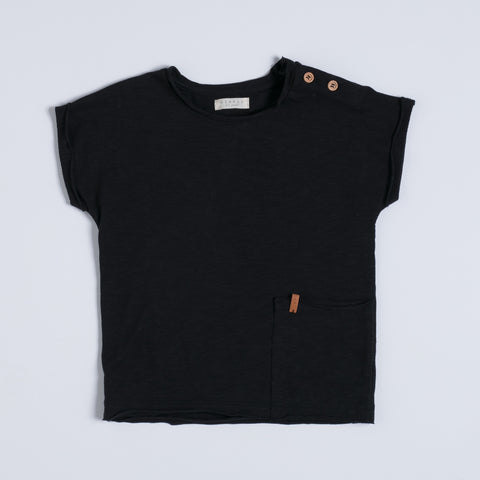 Nixnuit Toddler T-shirt - Black