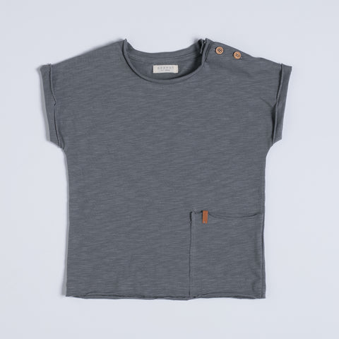 Nixnuit Toddler T-shirt - Storm Grey