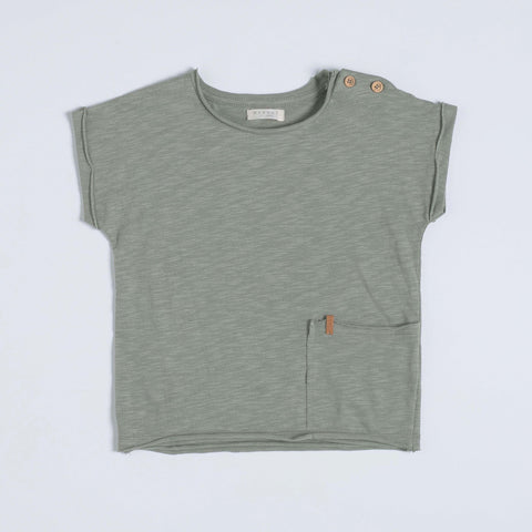 Nixnuit Toddler T-shirt - Wild Green