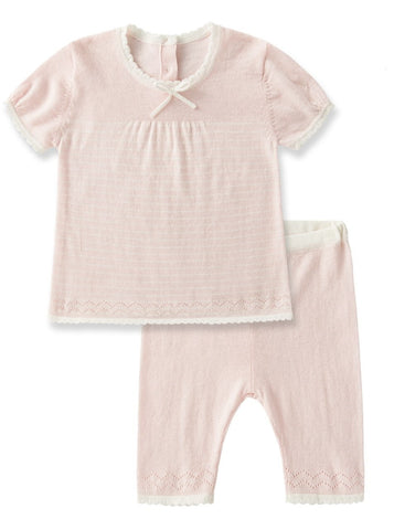 Angel Dear Tunic and Capri Legging Set