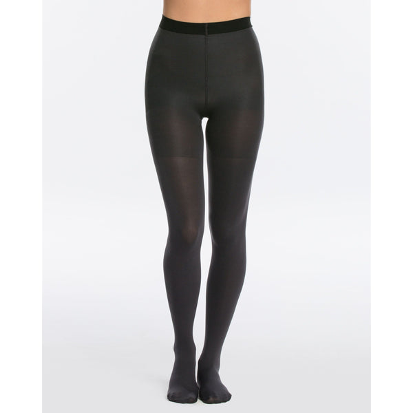 Spanx Reversible Mid-Thigh Shaping Tights 005B