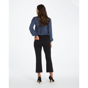 Spanx the Perfect Black Pant, Cropped Flare 20260R