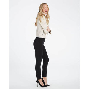 Spanx Perfect Black Pant, Ankle Backseam Skinny 20251R