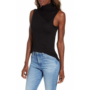 AG Sleeveless Turtleneck  TTR70858