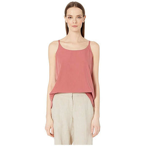 Eileen Fisher Sandwashed Tencel Cami S9OSZ-U4073M