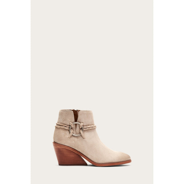 Frye Serena Braided Harness Boot in Milkshake 74738