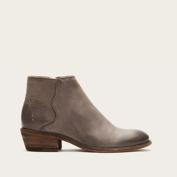 Frye Carson Piping Bootie 78258