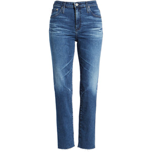 AG Jeans Isabelle Straight-Leg Ankle Jeans EMP1753RH