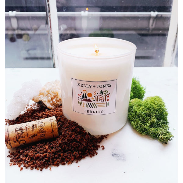 Kelly + Jones Terroir Candle
