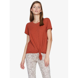 Sanctuary Perfect Knot Tee in Dusk CT2992K6O