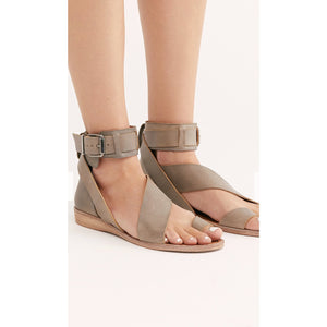 Free People Vale Boot Sandals in Charcoal 50871185