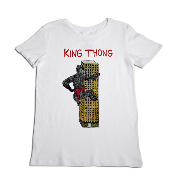 Unfortunate Portrait King Thong Tee