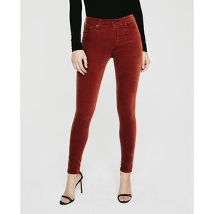 AG Jeans The Farrah Skinny in Fired Copper OSV1379FDCP