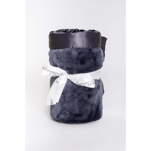 PJ Salvage Luxe Plush Blanket RPLPBLPJ