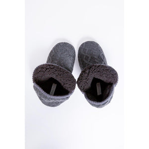 PJ Salvage Cable Knit Bootie in Charcoal or Ivory RVCKBO