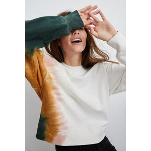 Velvet by Graham & Spencer True Sweatshirt in Beach