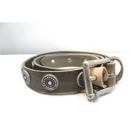 Brave Leather Bellsie Belt in Sable 2429