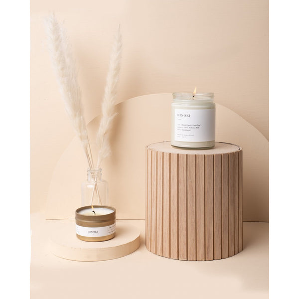 Brooklyn Candle Studio Hinoki Minimalist Candle