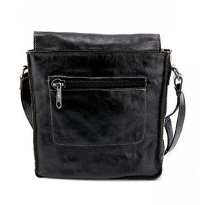 Bedstu Venice Beach Bag in Black Rustic