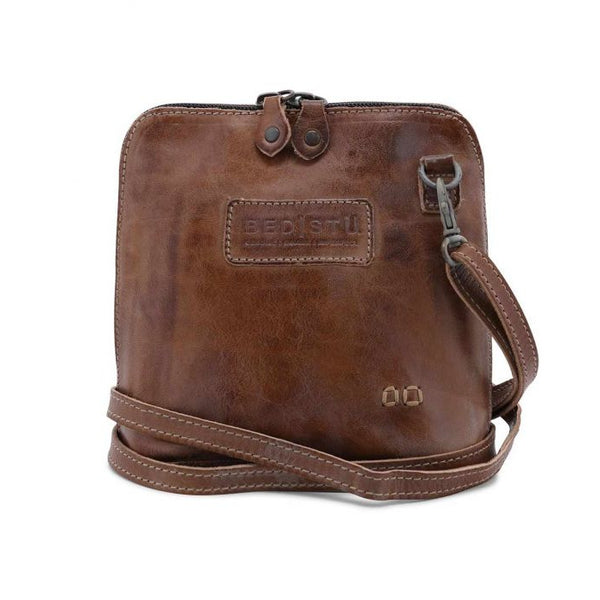 Bedstu Ventura Crossbody in Tan Rustic